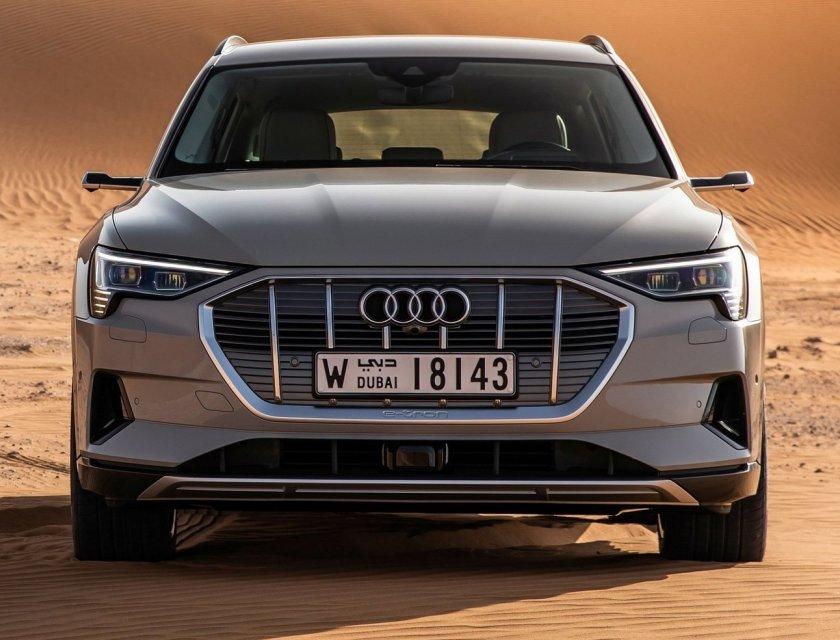 Audi e-Tron precio
