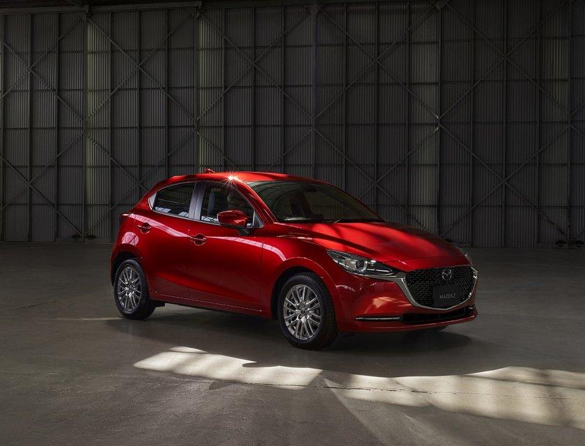 Mazda 2 Precio 3