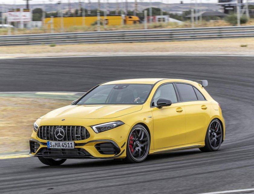 Mercedes-Benz Clase A precio 1