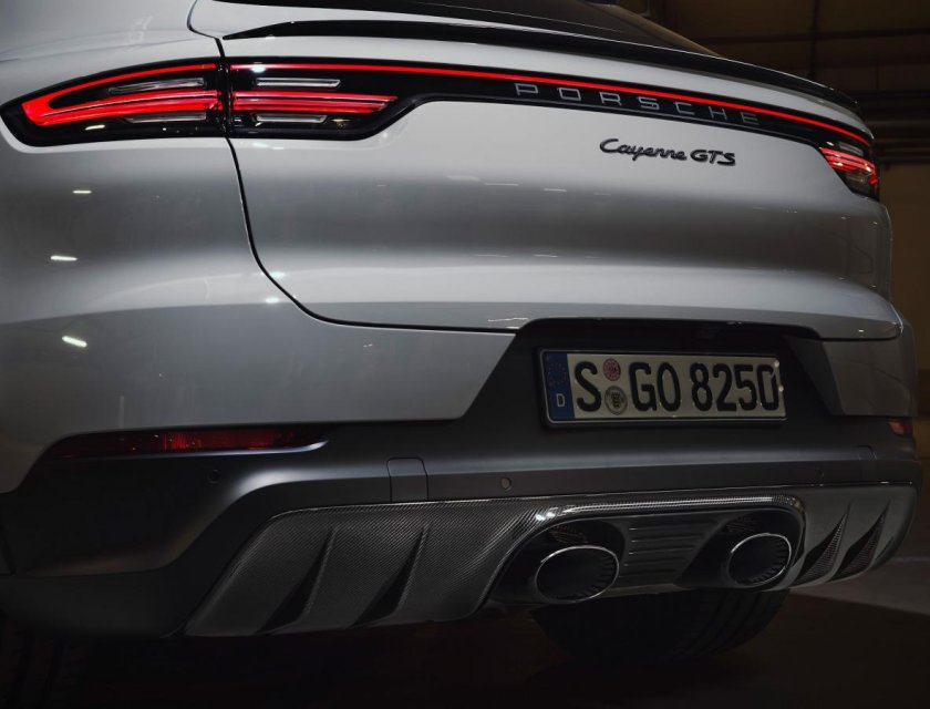 Porsche Cayenne GTS 2021