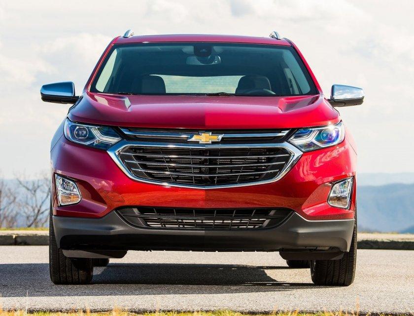 Chevrolet Equinox precio 1