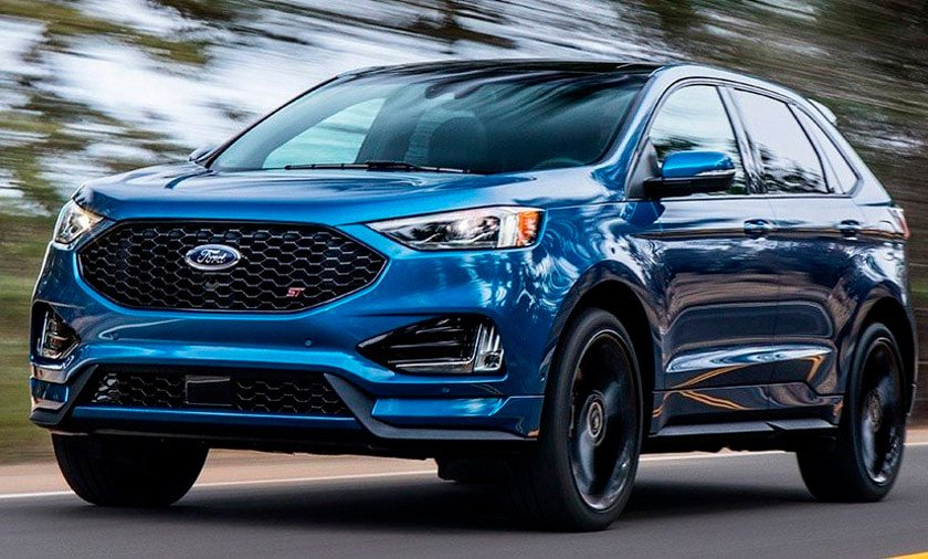 Ford Edge precio 1