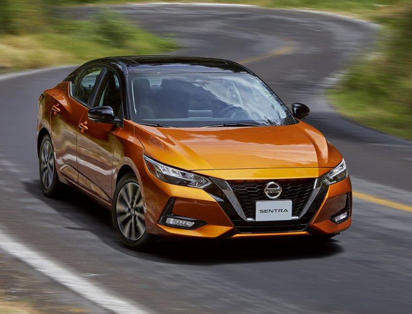 Nissan Sentra 2020