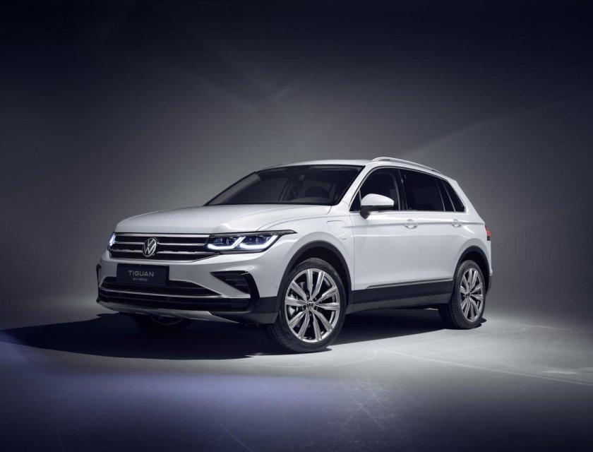 Volkswagen Tiguan eHybrid 2021