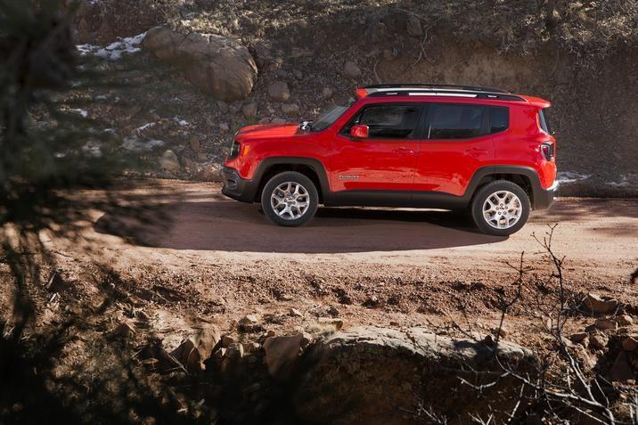 Jeep Renegade precio 1