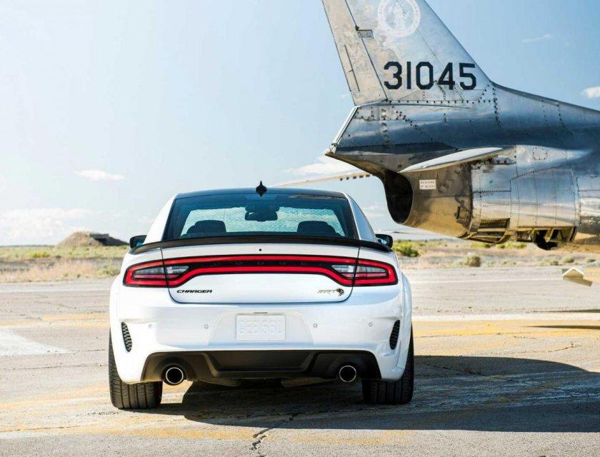 Dodge Charger SRT Hellcat Redeye 2021