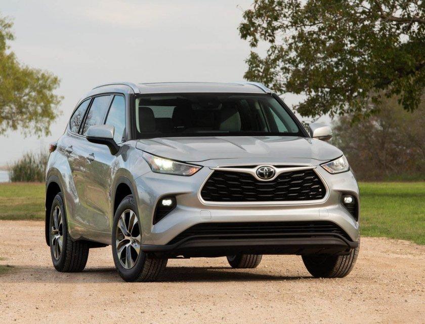 Toyota Highlander precio 1