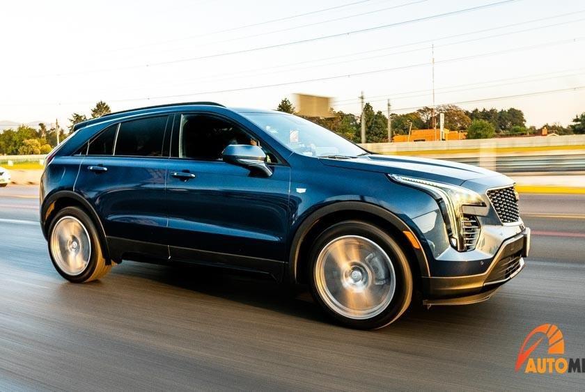 Cadillac XT4 precio 5