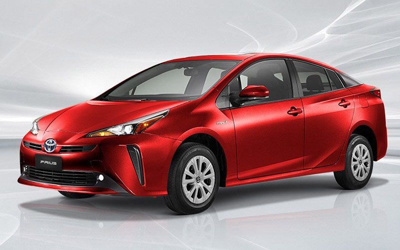 Toyota Prius precio 1
