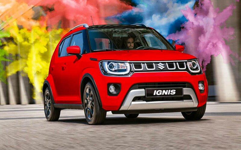 Suzuki Ignis 1