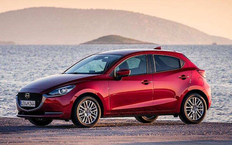 Mazda 2 Precio 1