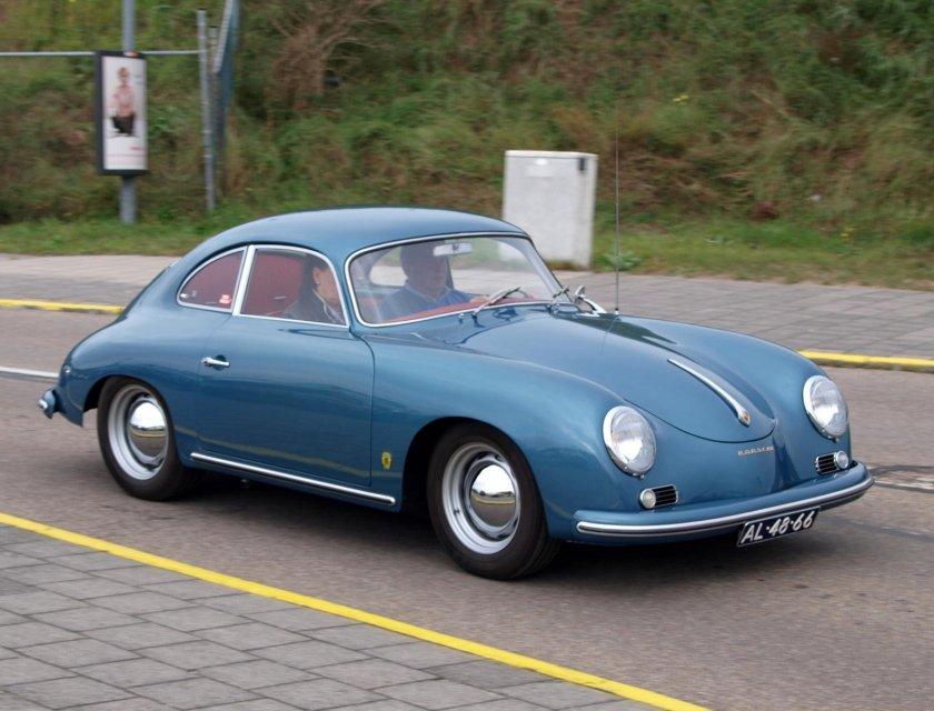 Imágenes de autos clásicos - Porsche 356