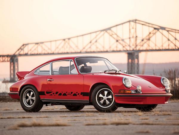 Imágenes de autos clásicos - Porsche 911