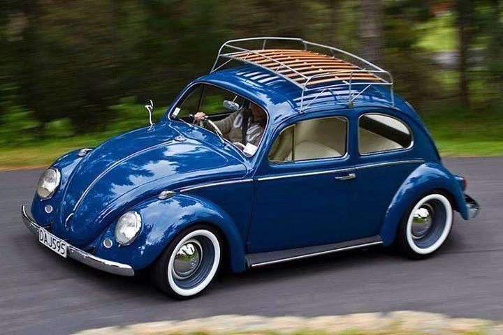 Imágenes de autos clásicos - Volkswagen Beetle