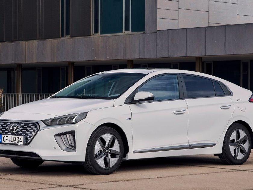 Hyundai Ioniq precio 1