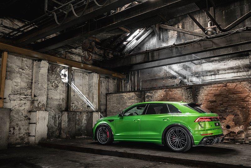 Audi RS Q8 por ABT