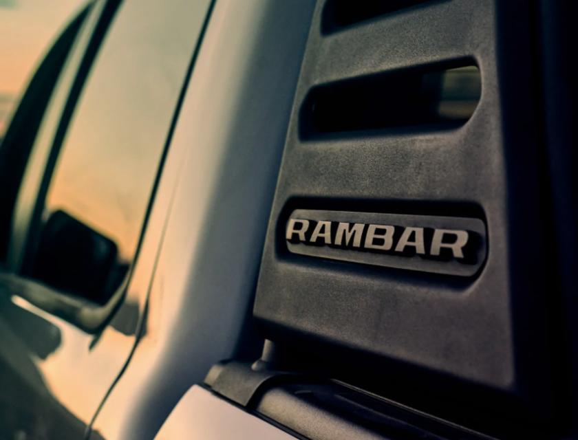 Ram 1500 Rebel TRX