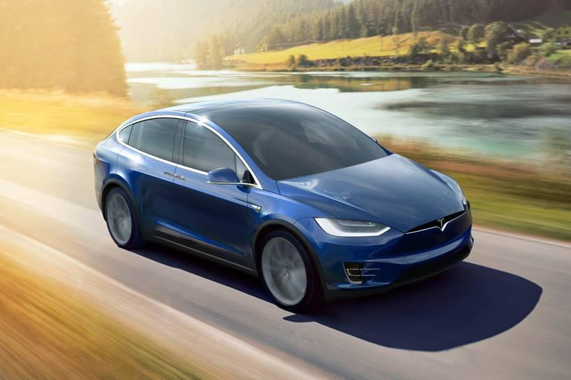 Tesla Model X precio 1