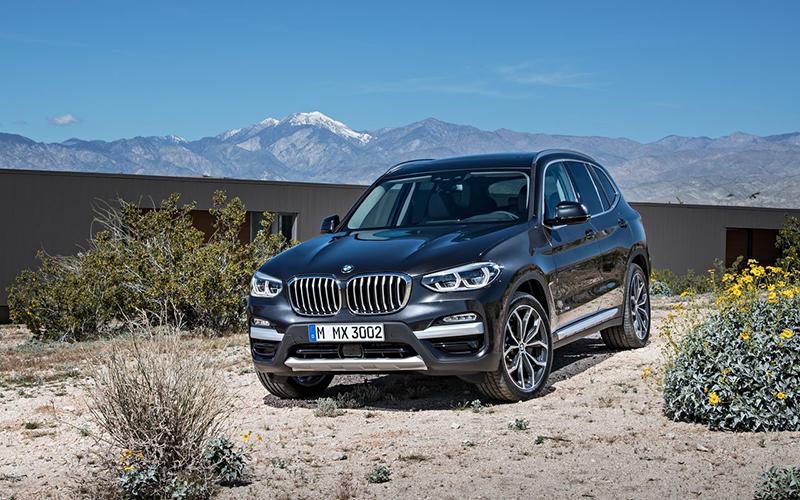 BMW X3: Precios y versiones en México