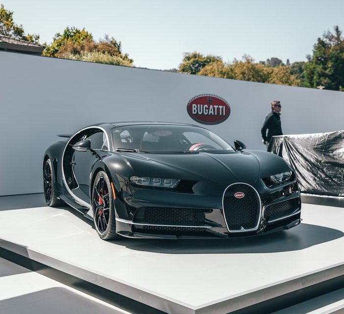 Imágenes de autos deportivos - Bugatti Chiron