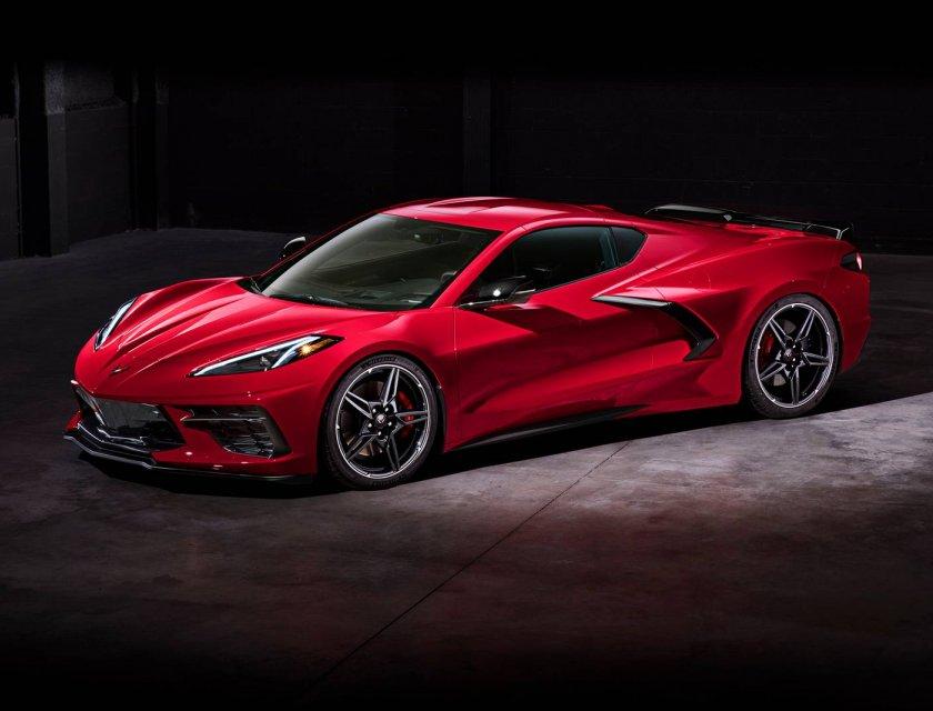 Imágenes de autos deportivos - Chevrolet Corvette