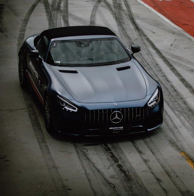 Imágenes de autos deportivos - Mercedes-AMG GT Roadster