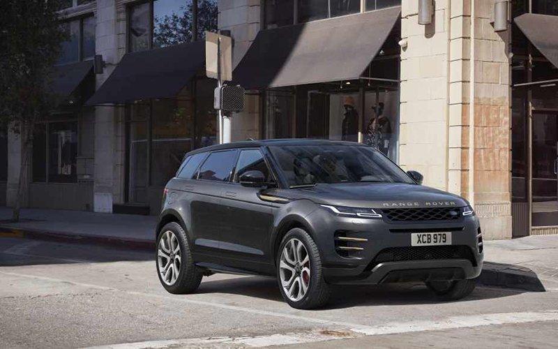 Land Rover Range Rover Evoque 2021