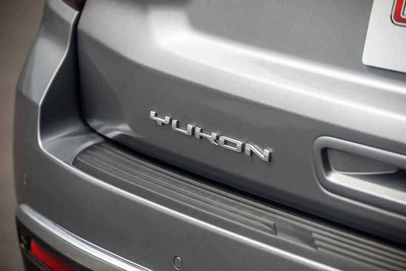 GMC Yukon Denali 2021