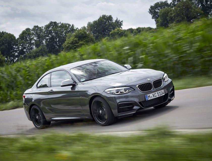 BMW Serie 2 precio 1