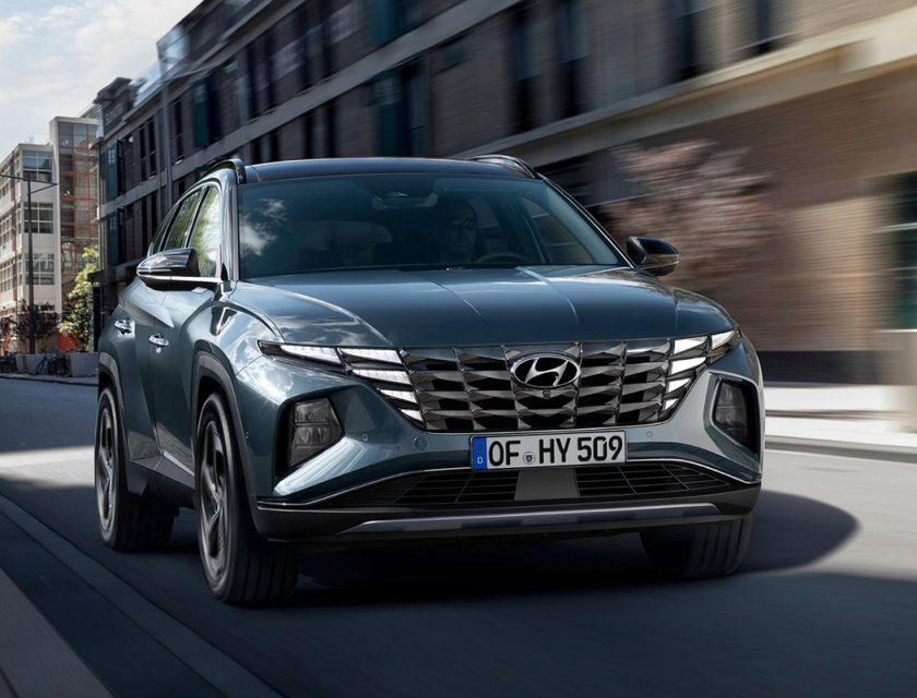 Hyundai Tucson precio 1