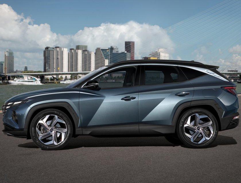 Hyundai Tucson precio 5