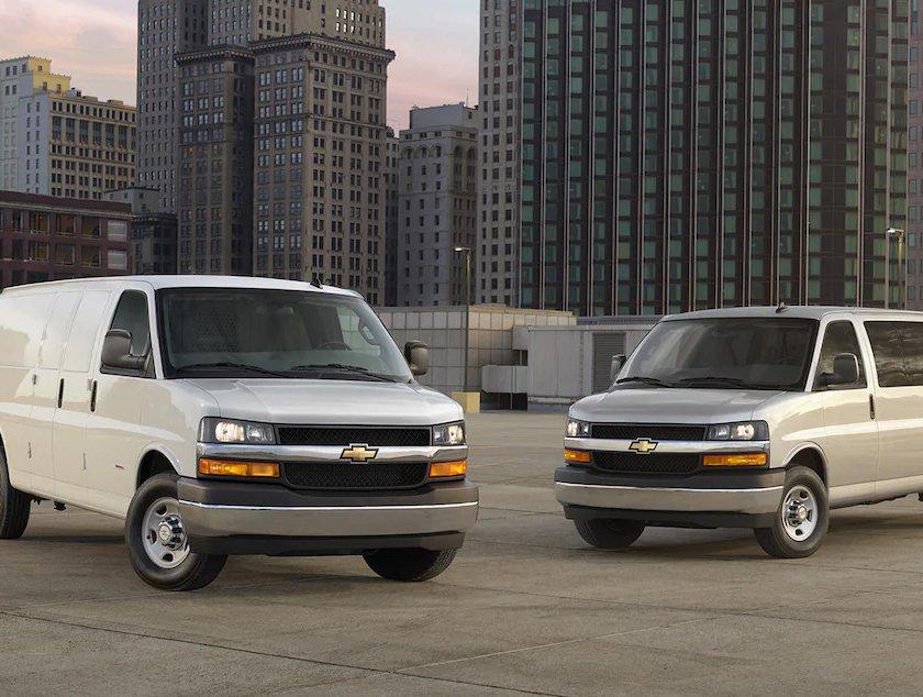 Chevrolet Express precio 1