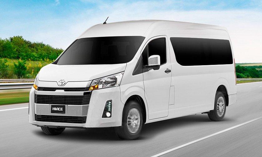 Toyota Hiace precio 5