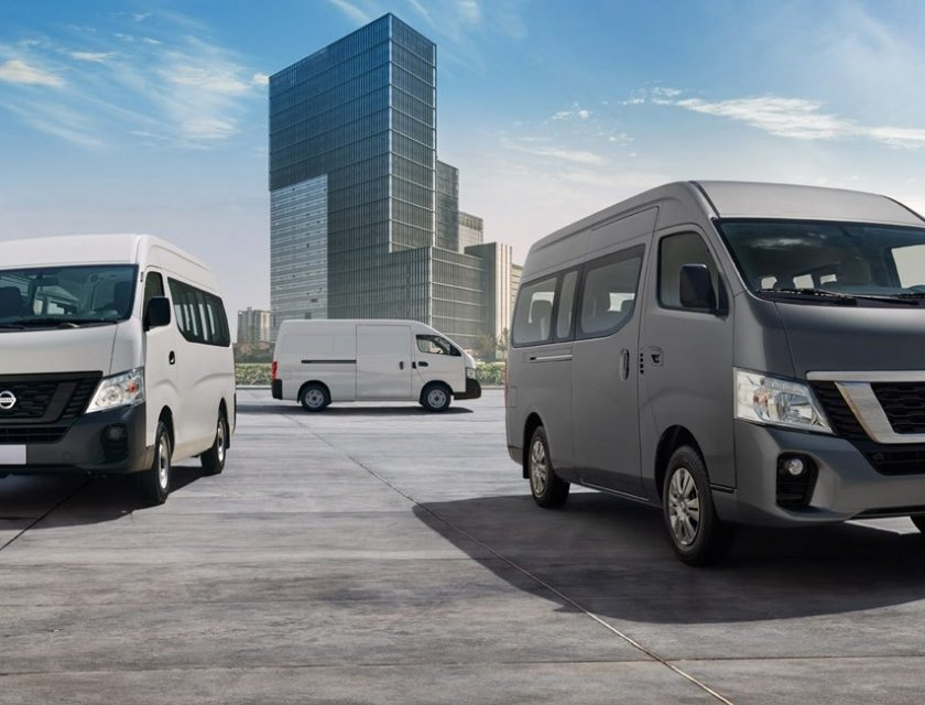 Nissan NV350 Urvan precio 1