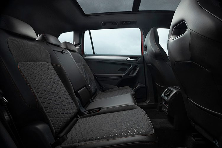 SEAT Tarraco FR 2020
