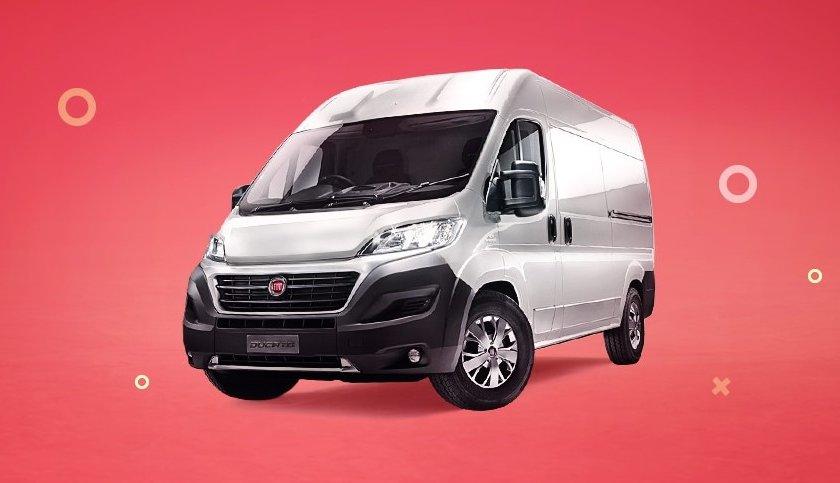 FIAT Ducato Cargo Van precio 1