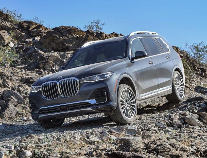 BMW X7: Precios y versiones en México 12/2020