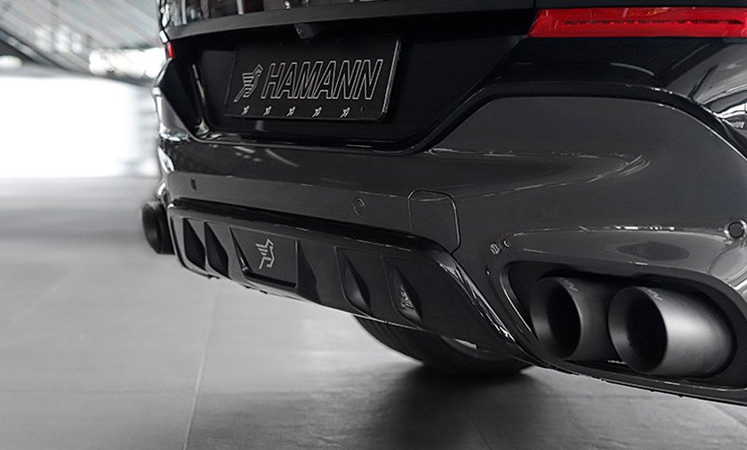BMW X6 2020 by Hamann
