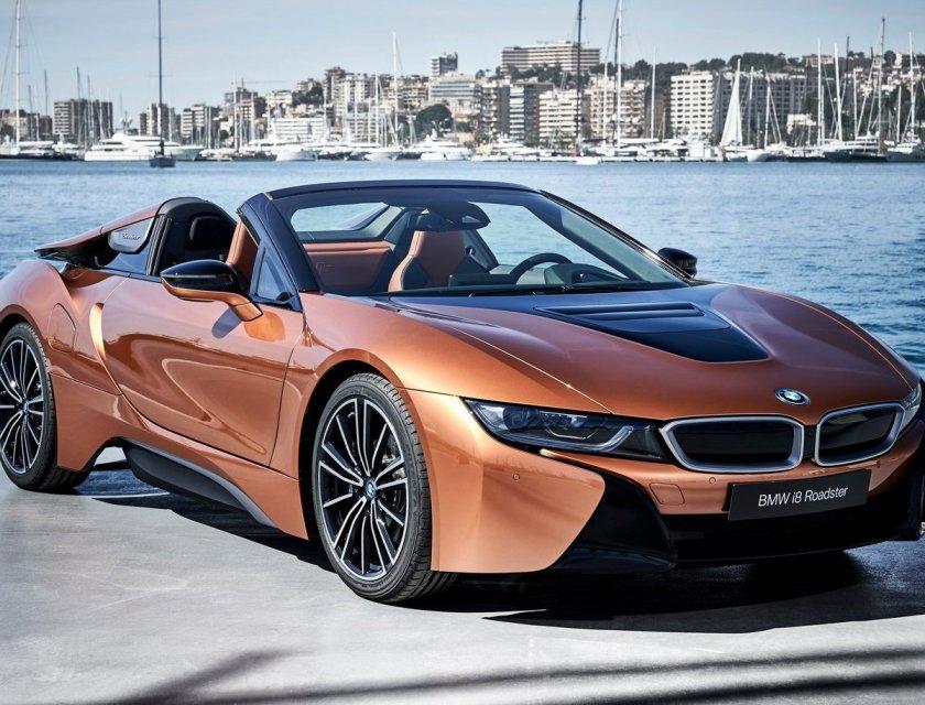 BMW i8: Precios y versiones en México 11/2020