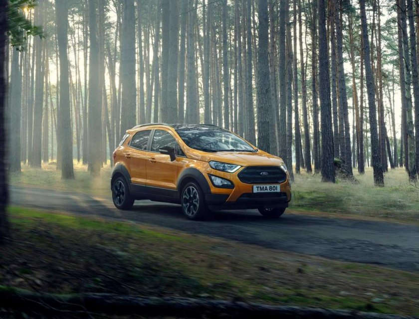Ford EcoSport Active 2021