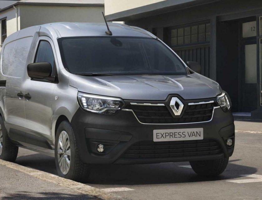 Renault Kangoo 2021