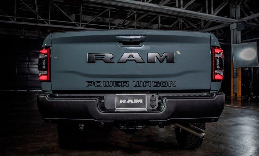 Ram Power Wagon 75th Anniversary 2021