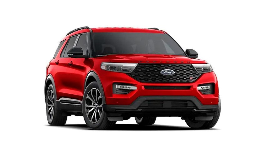 Ford Explorer 2021