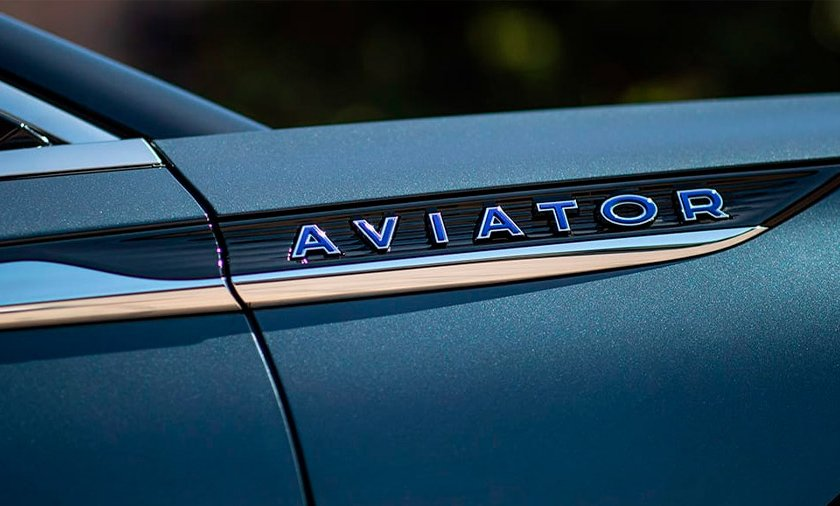 Lincoln Aviator 2021