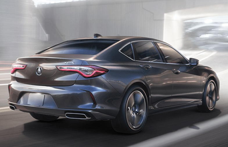 Acura TLX precio 3