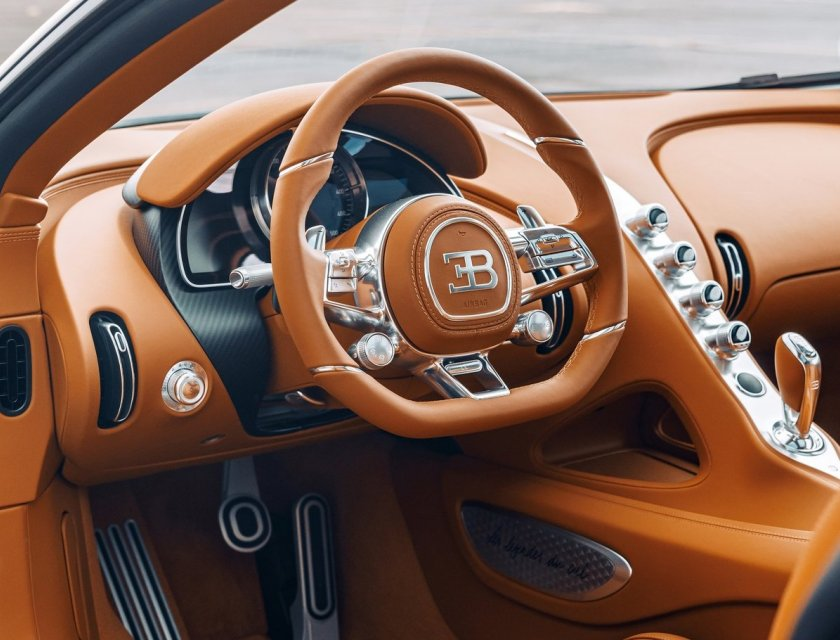 Bugatti Chiron Sport Les Legendes du Ciel 2021