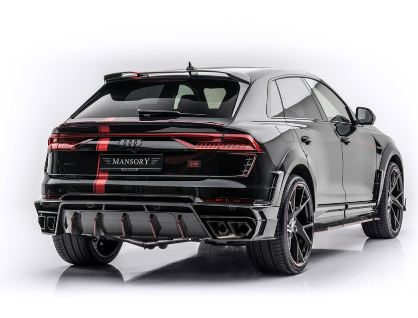 Audi RS Q8 by Mansory