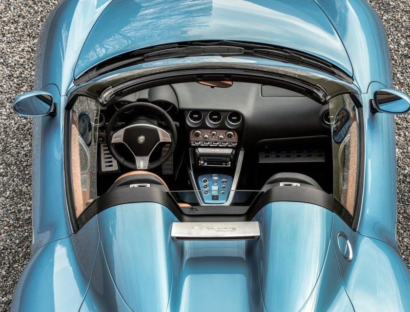Alfa Romeo Disco Volante Spyder