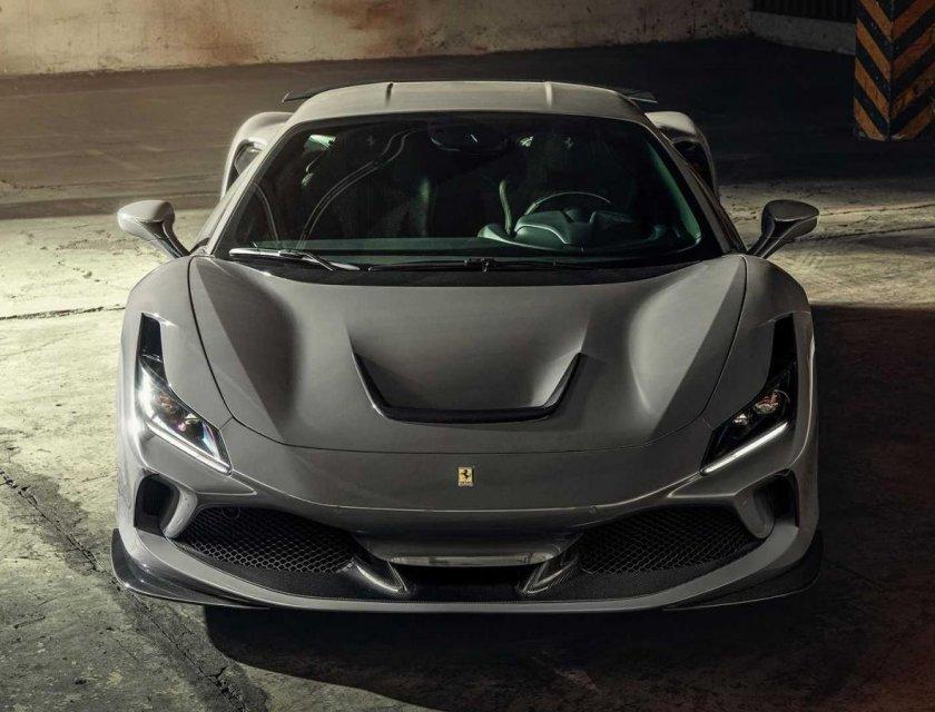 Ferrari F8 Tributo by Novitec