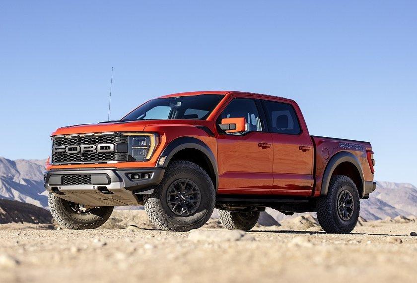 Ford Lobo Raptor 2021